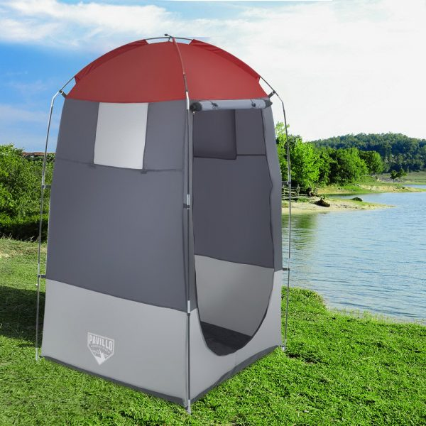 BESTWAY 68002 Portable Tent Changing Room TOILET after Swimming Pools Shower