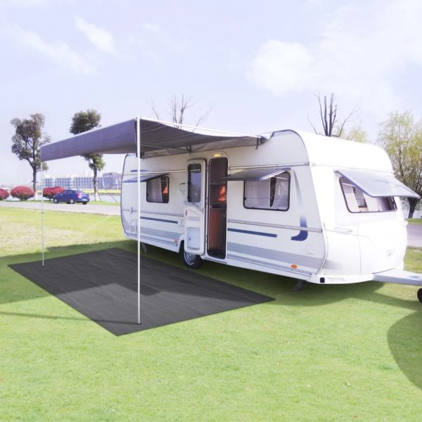 Tent Carpet 300x600 cm Anthracite