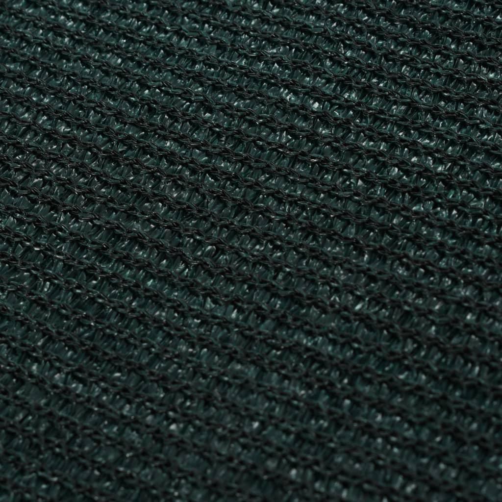 Tent Carpet 250x400 cm HDPE Green