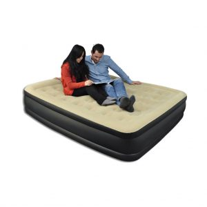 Jilong Airbed with Built-in Pump