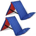 Inflatable Air Mattress for Camping Foldable 178 x 69 cm 2 pcs