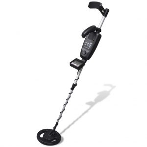 Metal Detector 20 cm Search Depth 300 cm LCD Display