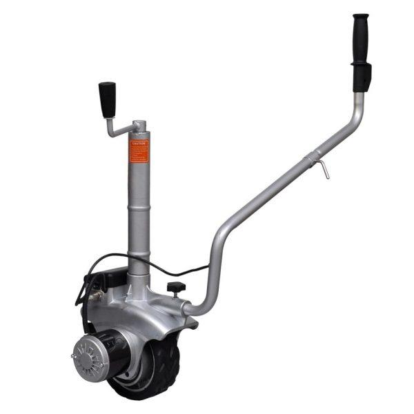 Aluminium Motorised Jockey Wheel Trailer Mover 12 V 350 W