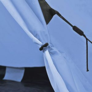 4-person Tent Blue