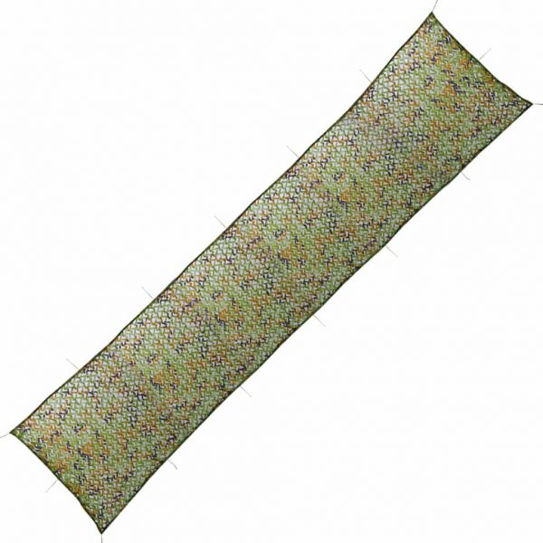 Camouflage Net with Storage Bag 1.5x7 m