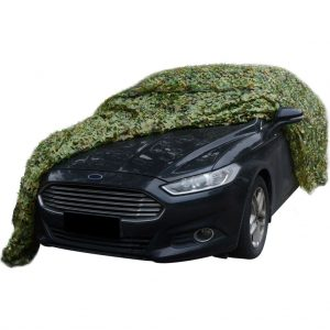 Camouflage Net with Storage Bag 3x4 m