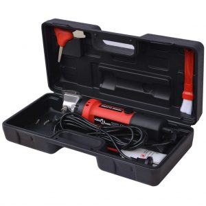 Six Piece Horse Clipper Set 350 W