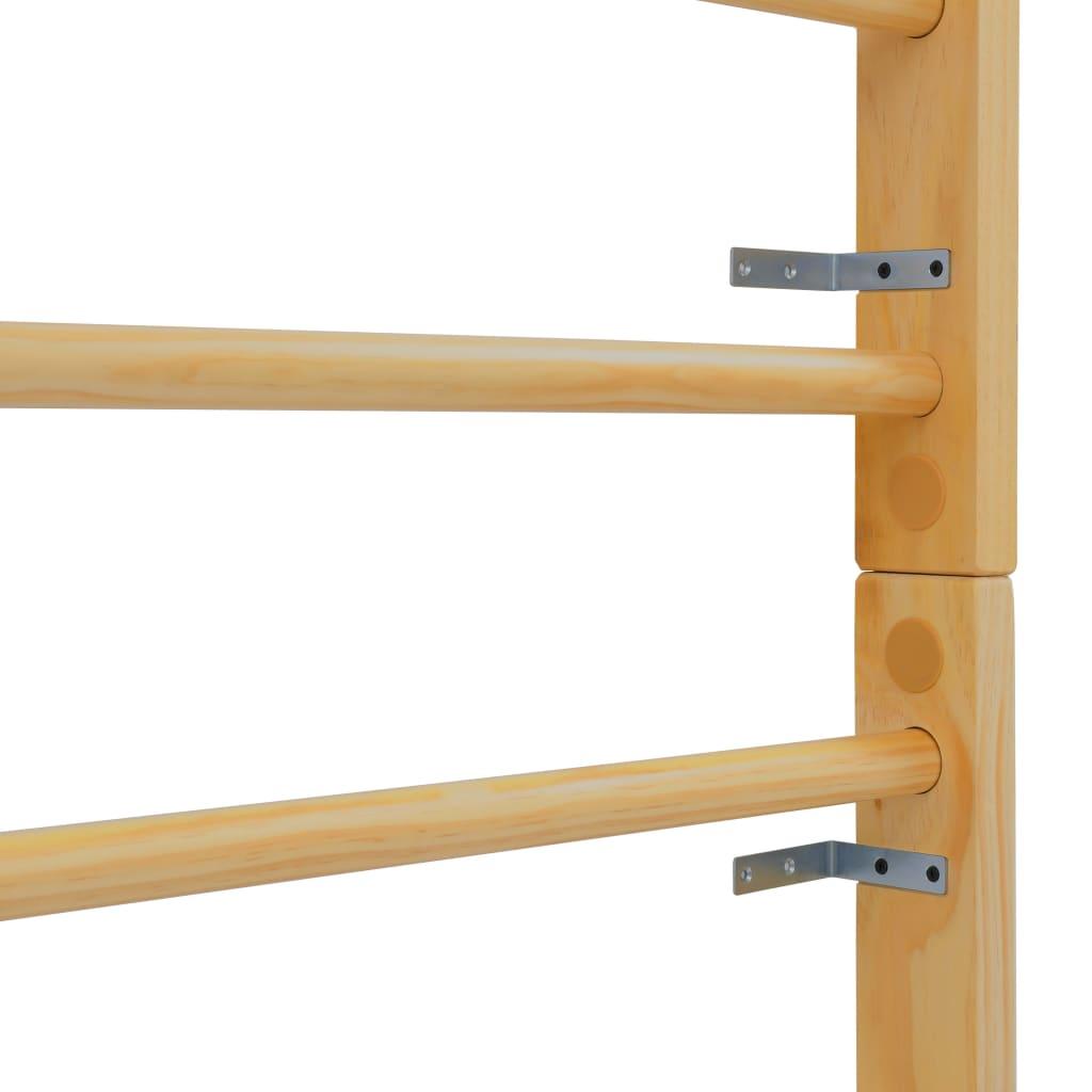 Wall Bar 80x55x220 cm Wood