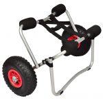 Kayak Trolleys 2 pcs Aluminium